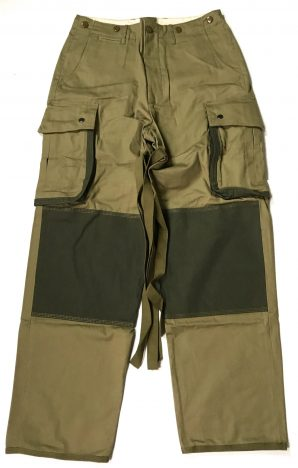 M1942 REINFORCED PARATROOPER JUMP TROUSERS