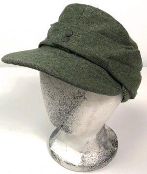 M43 FIELD CAP-FIELD GREU WOOL