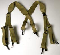 M1945 EQUIPMENT SHOULDER PADS-PAIR | Man The Line
