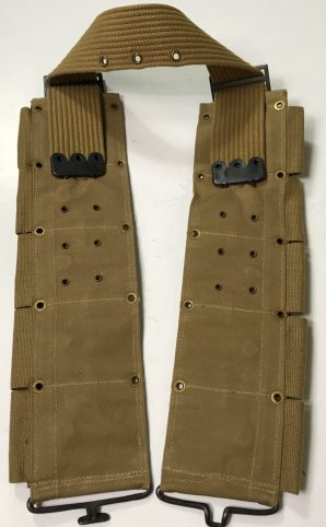 M1910/17 10 POCKET AMMO BELT