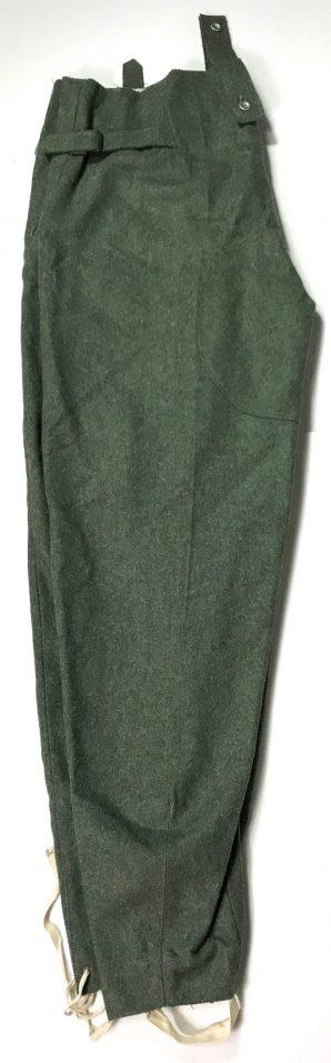M43 FIELD GRAY WOOL TROUSERS