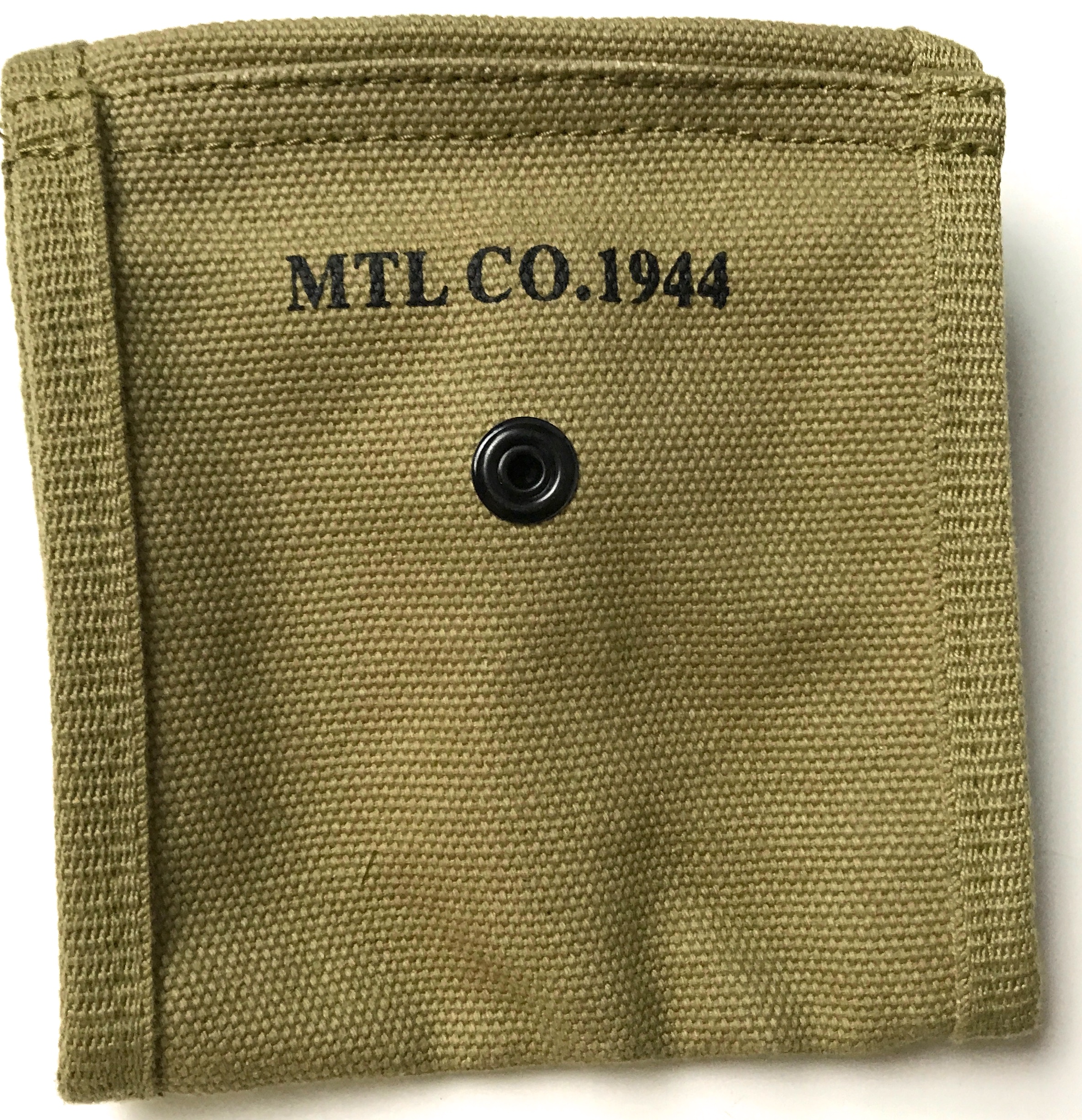 M1 Carbine Rifle Butt Stock Ammo Pouch Od3 Man The Line