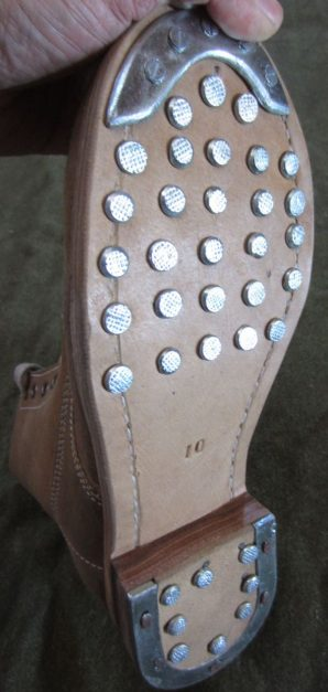 M1918 PERSHING TRENCH BOOTS