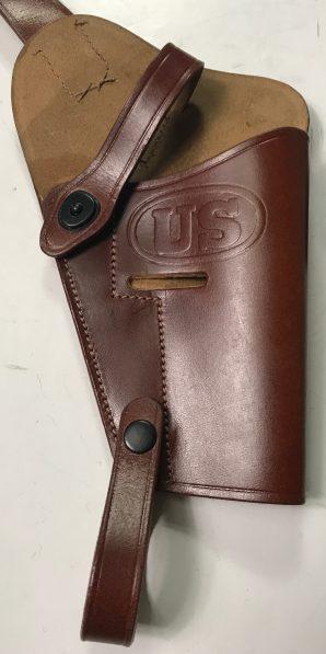 M3 .45 SHOULDER HOLSTER-BROWN
