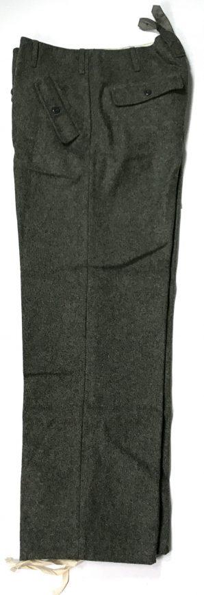 M44 FIELD GRAY WOOL TROUSERS