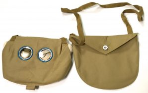 M2 GAS MASK & CARRY BAG