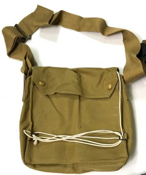 BRITISH SBR GAS MASK & CARRY BAG