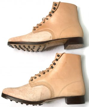 M37 LOW BOOTS- GERMAN MADE