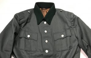 M36 OFFICER HEER/SS TRICOT TUNIC