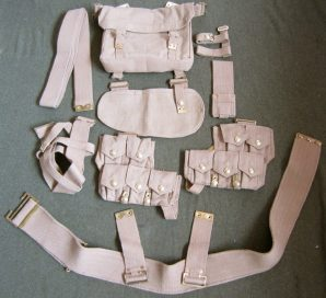 P08 WEBBING EQUIPMENT SET