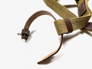 MOSIN NAGANT M1898 98/31 RIFLE CANVAS CARRY SLING