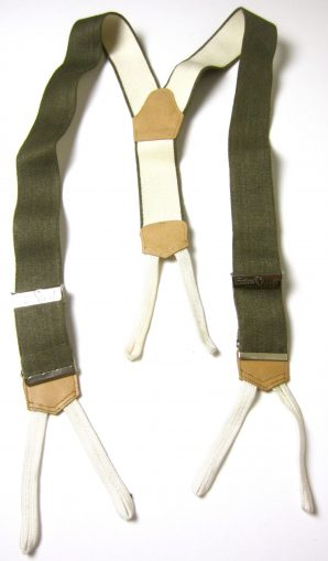 TROUSERS SUSPENDERS