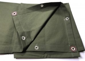 PATTERN M1909 TENT SHELTER HALF