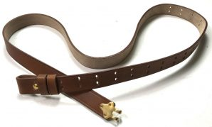 M1873 TRAPDOOR LEATHER RIFLE SLING
