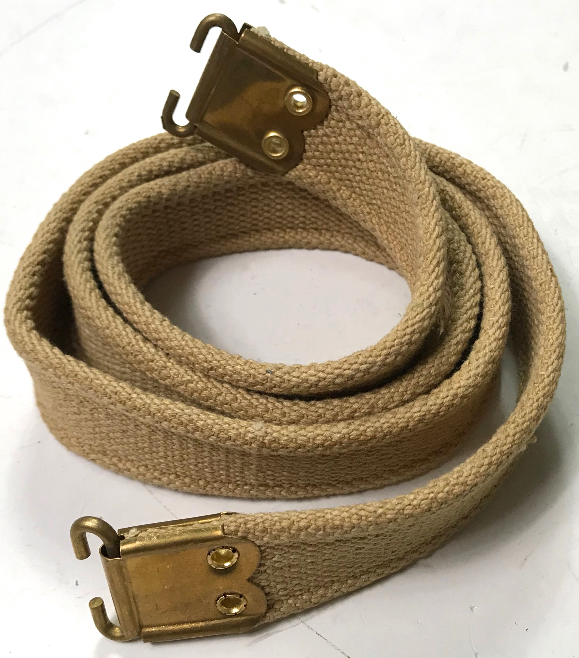 ENFIELD SMLE RIFLE CARRY SLING-CANVAS