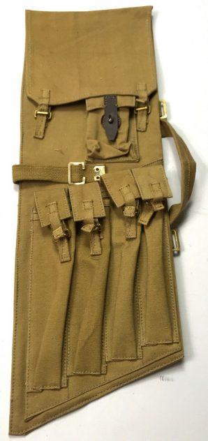 WWII ENFIELD STEN GUN CARRY CASE-KHAKI