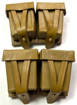 MOSIN NAGANT M1937 AMMO POUCHES