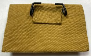 M1924 FIRST AID CARRY POUCH-KHAKI