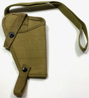 M1911 .45 CANVAS M3 SHOULDER PISTOL HOLSTER-OD#3