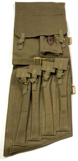 WWII ENFIELD STEN GUN CARRY CASE-OLIVE